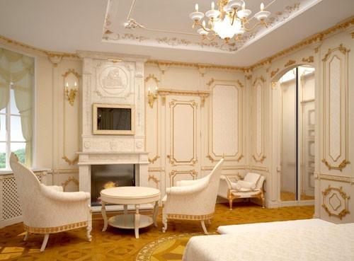 Лепнина для декорирования внутренних помещений