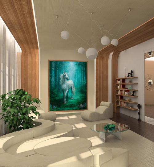 Правила украшения интерьера декоративными панно